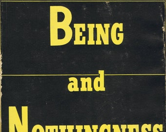 Jean and paul nothingness sartre being pdf