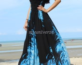 Maxi Dress Wedding Gown Black Bridesmaid Dress Prom Summer Plus Size Clothing Floral Evening Dress Sundress Hawaiian Handy Dress Ball Gown