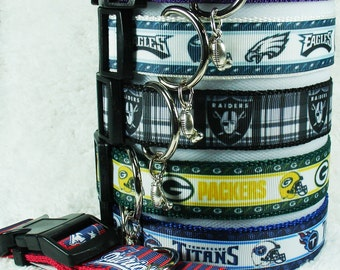 Football Dog Collars