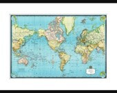 World Travel Map - World Travel Map