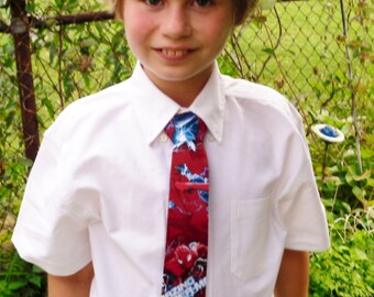 Character Neck Tie for Boys