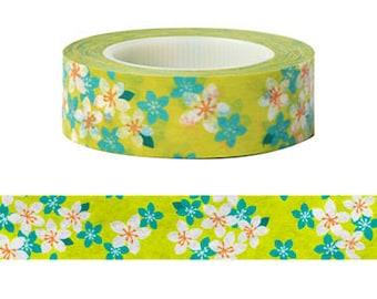 Flower Washi Tape (6M)