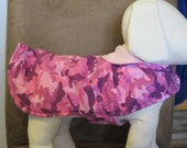 Pink and Purple Butterfly Camo Jacket, Sizes xsmall, small & medium