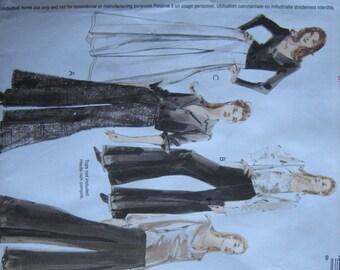 McCall's Pattern 3892 Misses' Pants  2002  Uncut