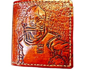 Star Wars - Star Wars Wallet - Admiral Ackbar - It's a Trap - Geek Gift - Nerd Gift - Boyfriend Gift - Dad Gift, Holds 8 cards, 1 bill slot.