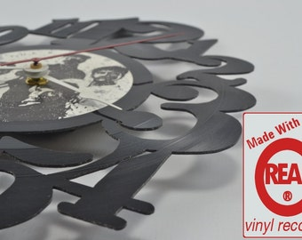 Vinyl Record Album Wall Clock (artist is 101 Strings)