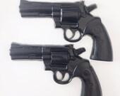 Gun Soap - Set of 3, Police Officer, Gift for Him, Gift for Cops
