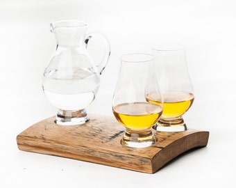 Glencairn Whisky Glass and Jug Set