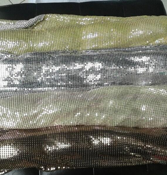 3mm metallic cloth 1pcs