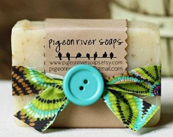 Patchouli -  Cold Process Soap Bar - Handmade -  Vegan Soap -  Bar Soap