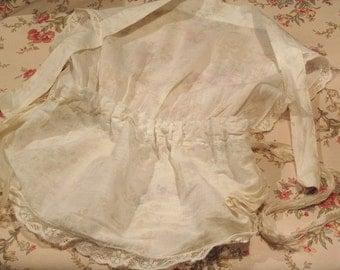 Antique Clothespin Apron
