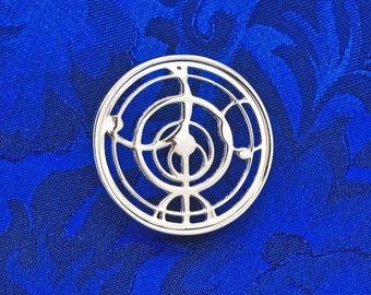 Time Lord Tie Tack