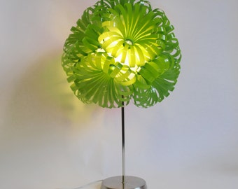 Cola 10 - Plastic Bottle Table Lamp