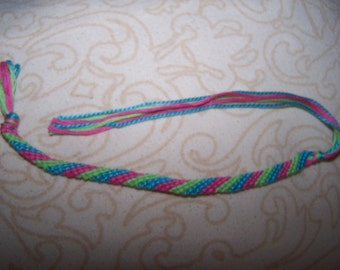 Polysexual Pride Bracelet
