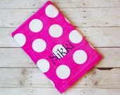 Embroidered Beach Towel - Personalized Beach Towel