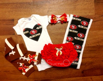 San Francisco 49ers Ultimate Game Day Set