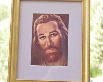 Warner Sallman Christ Portrait