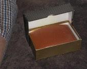 1950s Cufflinks Box by 'Grasoli'