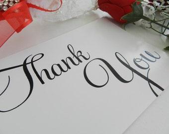Wedding Reception - Thank You Sign