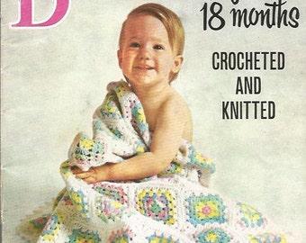 Crochet Pattern Crochet Baby Blanket Pattern Instant Download