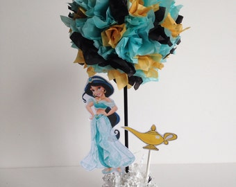 Princess Jasmine Party On Etsy A Global Handmade And Vintage