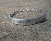 Mantra Bracelet-trust