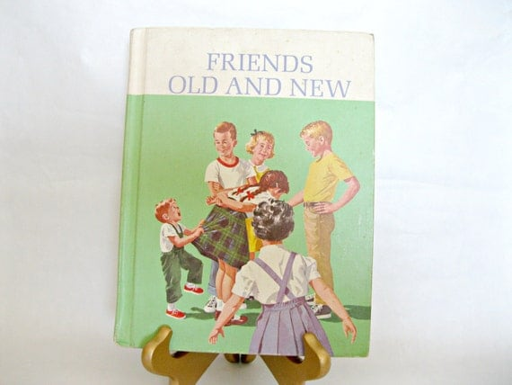 First Dick and Jane Book - the vintage