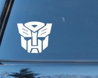 Transformer Autobot Decal