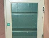 Shabby Distressed Medicine Cabinet