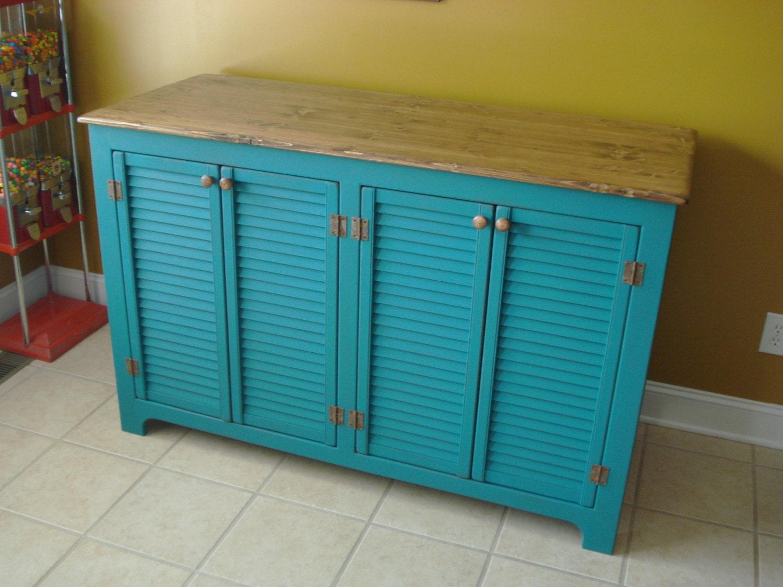 Rustic Kitchen Sideboard Sideboard Etsy