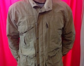Sierra Designs tan jacket Oakland