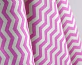 Chevron in Orchid by Heather Bailey from the True Colors Collection - Freespirit Fabrics - ONE HALF YARD Cut