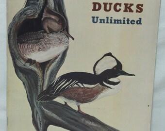 1974 Ducks Unlimited Magazine
