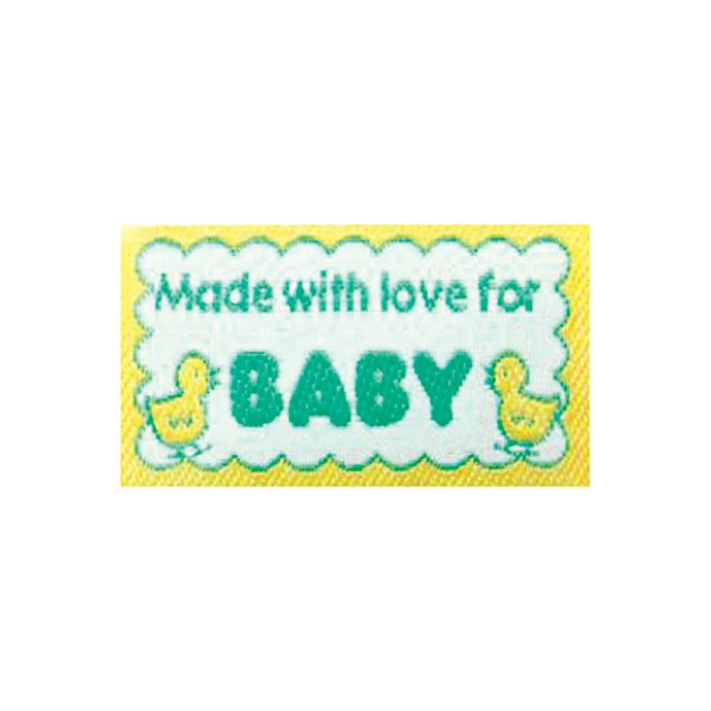 label baby sewing machine