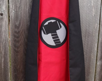 Thor Cape - Handmade and Reversible