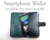 Leather Smartphone Wallet...