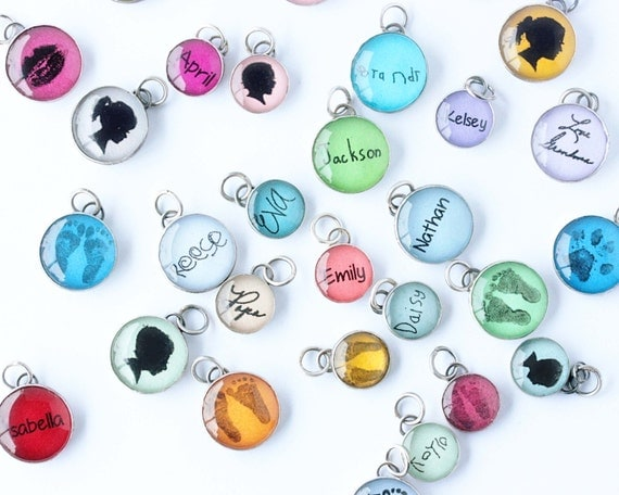 Your Child's Handwriting Charm