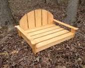 Doggie Adirondack Chair/PetBed