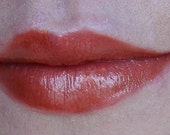 Stella Marie Lip Gloss- Copper-Red w/ Gold and Pink Shimmer