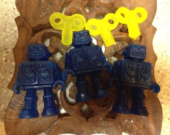 Robot Soaps