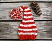 crochet christmas hat boy