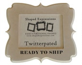 READY TO SHIP - 3x3 Twitterpated - unfinished picture frame