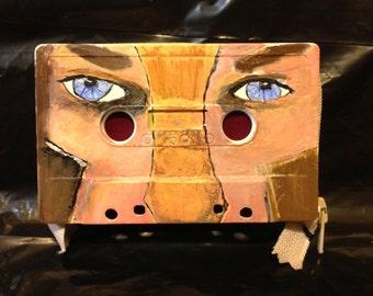 Spartacus Cassette Tape Wallet