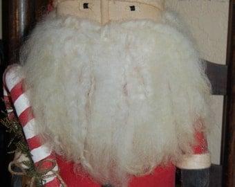 Country Primitive Santa