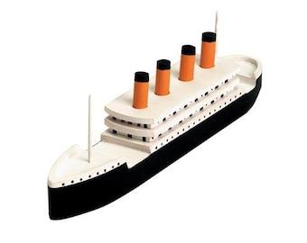 Titanic Wood Craft Kit