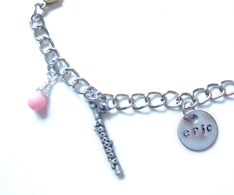 ariel charm bracelet by animecouturejewelry on etsy