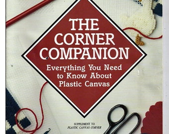 The Corner Companion Everything You Need to Know About Plastic Canvas