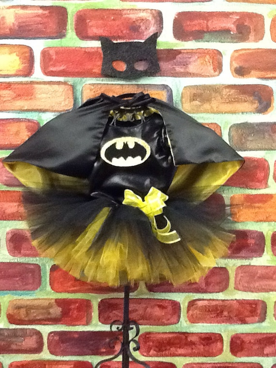 Diy batgirl costume with tutu - photo#23