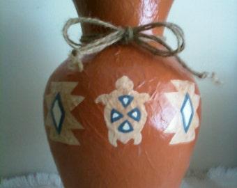 Decorative Unique Rustic Vase