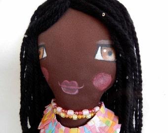Zulu, A Sooziedoozie Doll